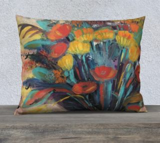 Coussin 26x20 Floral preview