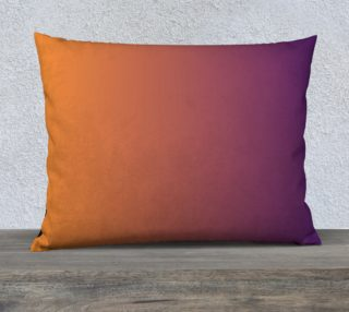 Sunset Glory Pillow Case 26 x 20 preview