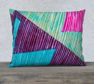 Ethnic Print Cushion Case 26 x 20 preview