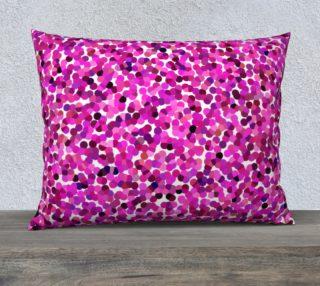 Pink Tone Haze Pillow Case 26 x 20 preview