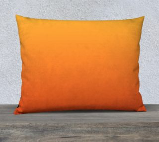 Fiery Sunset Pillow Case Rectangle 26 x 20 preview