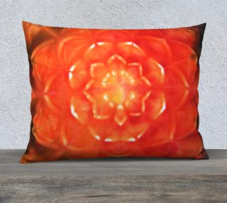 Orange Lotus 20x26 preview