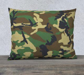 Aperçu de Camo Pillow