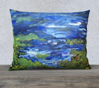 Isaac Lake 26x20 Pillow preview