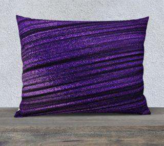 Zappy Stripes Pillow preview