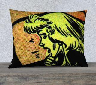 Aperçu de WC01 Horror Pillow 04 (26x20)