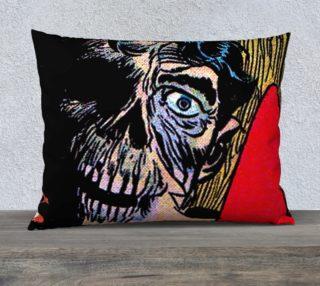 Aperçu de WC01 Horror Pillow 06 (26x20)