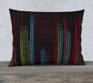 City Slicker Pillow preview