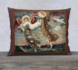 "Aperçu de St. Bride - 26"" x 20"" Pillow"
