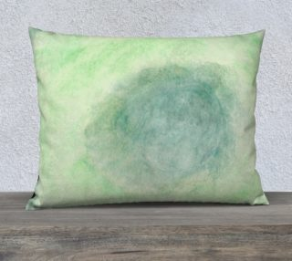 Green Dimension Flower Pillowcase Style3 preview