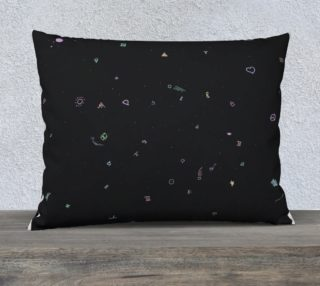 Cosmic (26x20 Pillow) preview