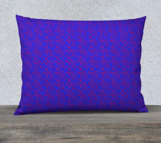 Large Rectangular Pillow Case Inspired by Whirlaway preview
