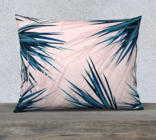 Pointy Palm Pillow 26x20 preview
