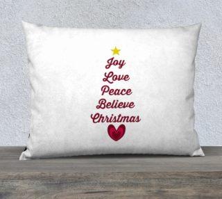 Aperçu de Christmas Word Tree