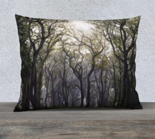 "Out of the Darkness V-26""x20"" Pillow Case preview"