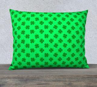 Lucky Leprechaun Pillow Case preview