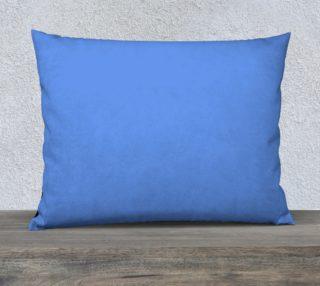 Cornflower Blue Pillow Case preview