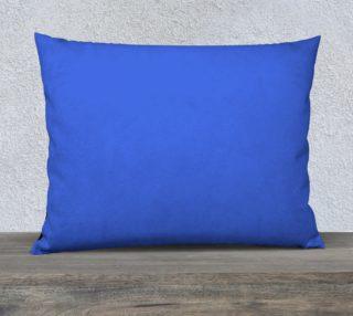 Royal Blue Pillow Case preview