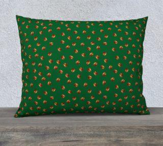 Acorns Pattern-Camarone Pillow Case preview