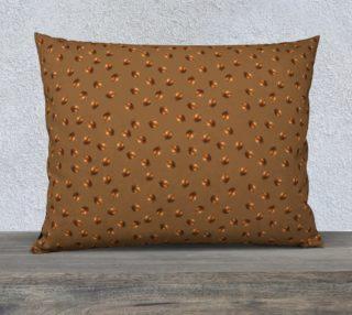 Acorns Pattern-Himalaya Pillow Case preview