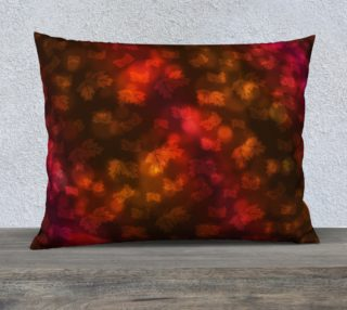 Autumn Leaves Pillow Case preview