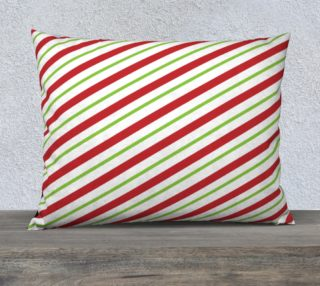 Candy Cane Pillow Case preview