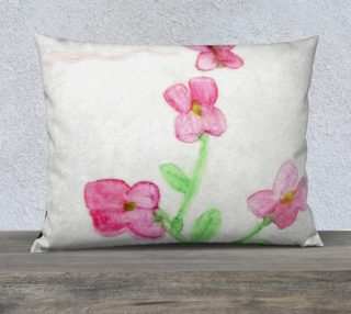 Butterfly Paradise Pillow Case Style3 preview