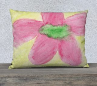 Pink Flower Blossom Pillow Case Style3 preview