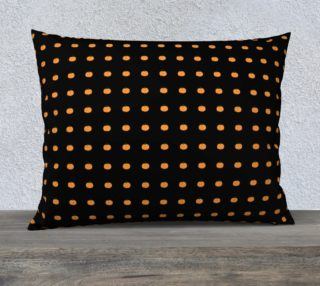 Halloween Pumpkins Pillow Case preview
