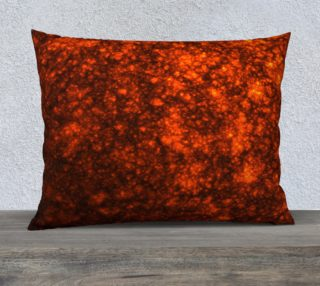 Molten Lava Pillow Case preview