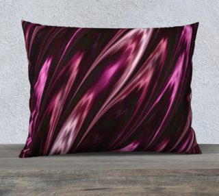 Pink Topaz Pillow Case preview