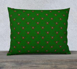 Avocado Moose Pillow Case preview