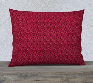 Pink Hibiscus Pillow Case preview