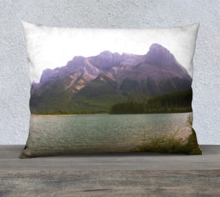Misty Mountain Pillow Case preview