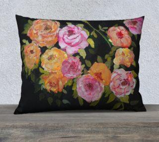 Aperçu de Orange and Pink Roses