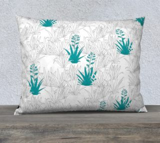MAD_HARAKEKE Collection_Java_Pillow Case preview