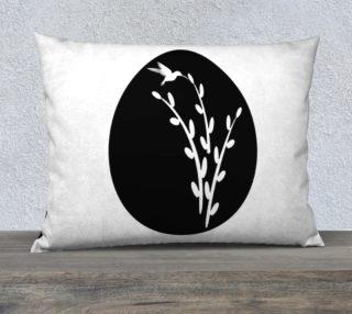 """Graceful Hummingbird Pillow Case (26""""x20"""") preview"""