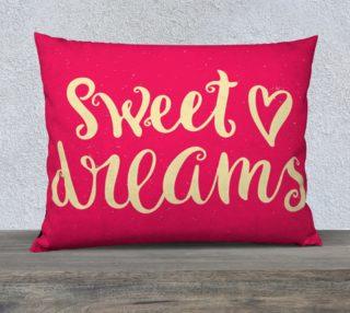 Aperçu de sweeet pillow