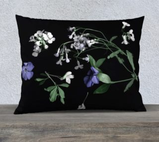 My flowers Pillow Case aperçu