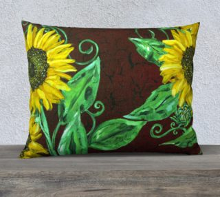 Aperçu de Sunflower with Crackle CC