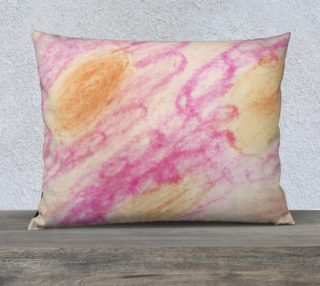 Pink Flowerets Pillow Case Style3 preview