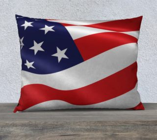 (Limited Edition) American Flag Pillow Case preview