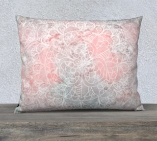 Bright Pink Mandala Pattern Design preview