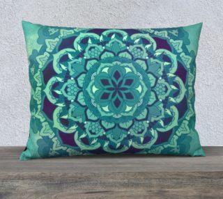 Green Mandala Design preview