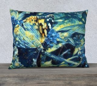 Aperçu de butterfly pillow