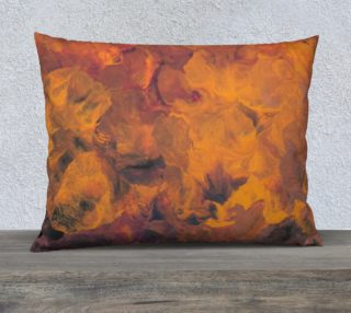 Sunset Flowers Pillow Case Style3 preview