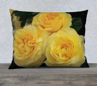 Bright Yellow Roses preview