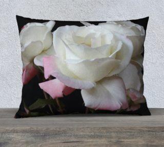 Satin White Roses preview
