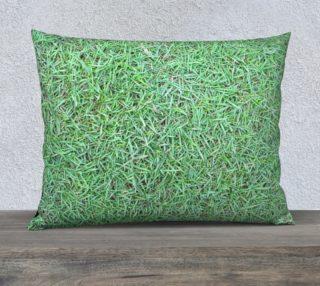 Green Grasses, Pillow Case preview