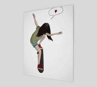 skate girl preview